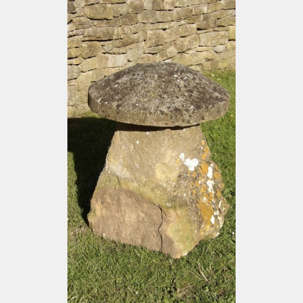 Old Limestone Staddle stone