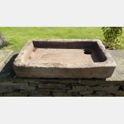 Old stone Sink