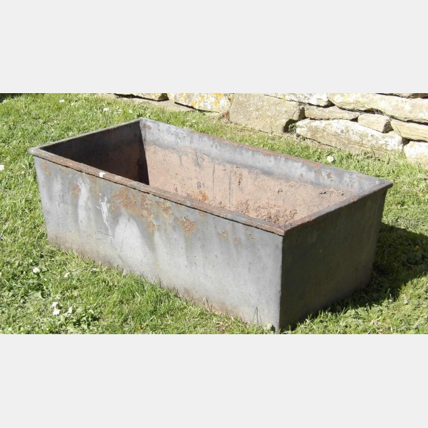 Vintage Cast Iron Trough