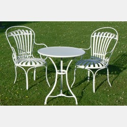 Vintage Garden Furniture (set)