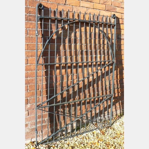 Old Wrought-iron Gate