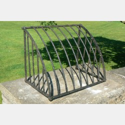 Old Wrought Iron Hayrack